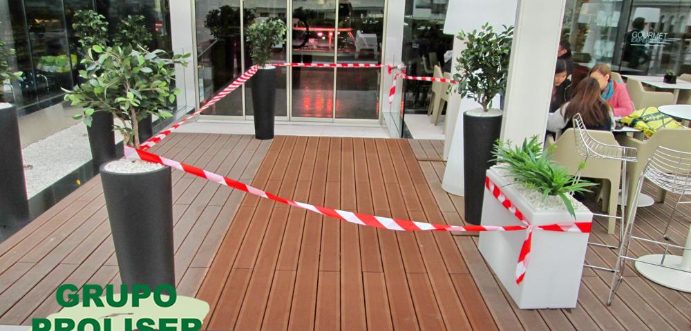 Protector de suelo para evitar los efectos de la humedad - Protector de suelo ...