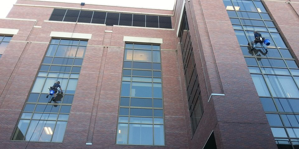 mantenimiento de fachadas
