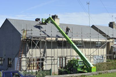 reparacion de fachadas
