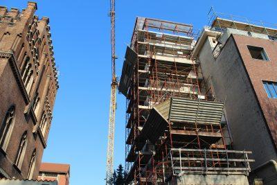 arreglos de fachadas